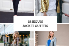 15 Look Ideas With Sequin Jackets