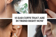 15 ear cuffs that are in trend right now cover