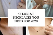 15 lariat necklaces you need for 2020 cover