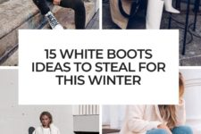 15 white boots ideas to steal for this winter cover