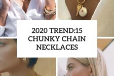2020 trend 15 chunky chain necklaces cover
