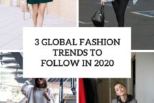 3 global fashion trends to follow in 2020 cover