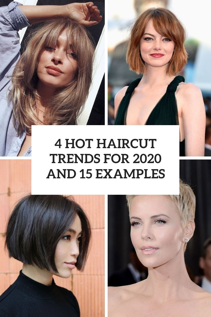 4 Hot Haircut Trends For 2020 And 15 Examples