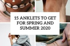 15 anklets to get for spring and summer 2020 cover