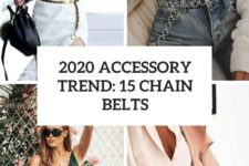 2020 accessory trend 15 chain belts cover