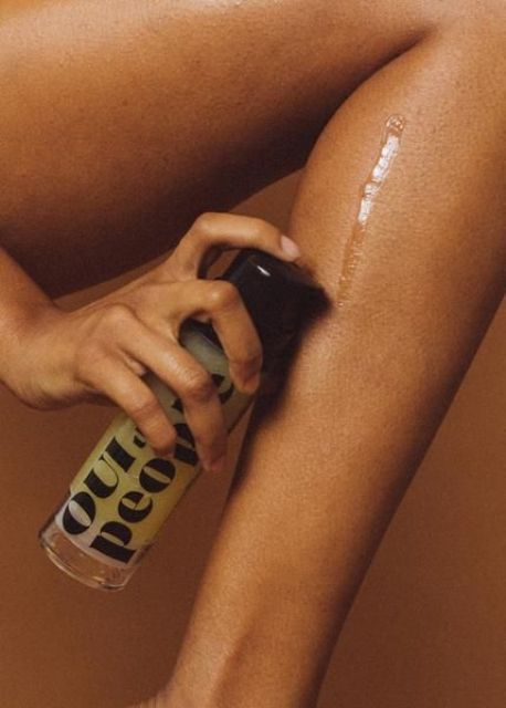 use shaving cream or lotion and also after shave lotions or body butters to keep the skin hydrated