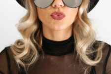 06 aviator sunglasses fit not every face shape but if they fit you, feel free to buy them