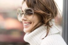 08 large round sunglasses are another classic option, if it fits your face shape