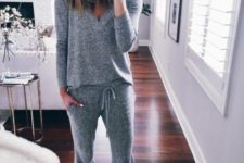 comfy loungewear is great for chronovirus times