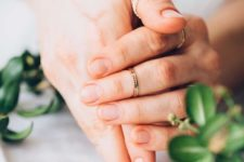 treat your nails right using cuticle oils and other nail care products to make them healthy