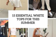 15 essential white tops for this summer cover