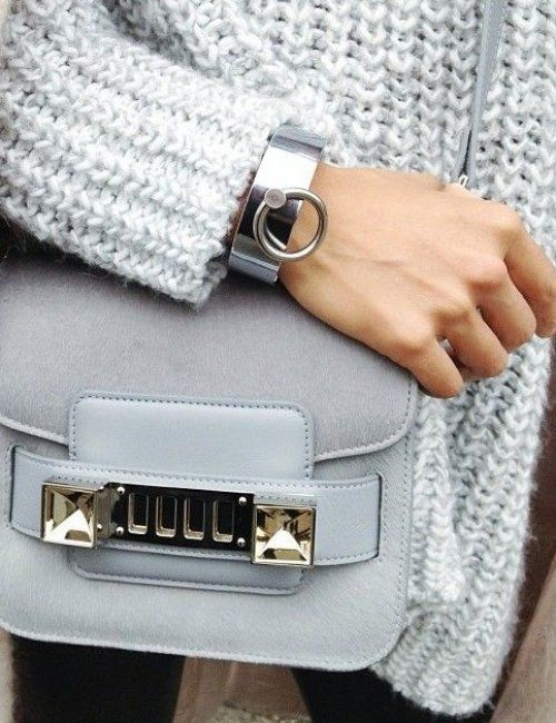a catchy silver bracelet will accent any look you are going to rock, choose a rough looking one