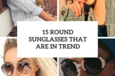 15 round sunglasses that are in trend cover