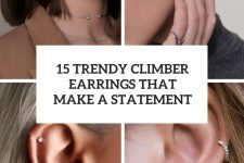 15 trendy climber earrings that make a statement cover
