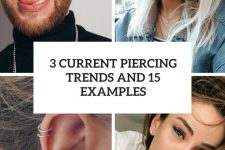 3 current piercing trends and 15 examples cover
