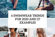 6 swimwear trends for 2020 and 27 examples cover