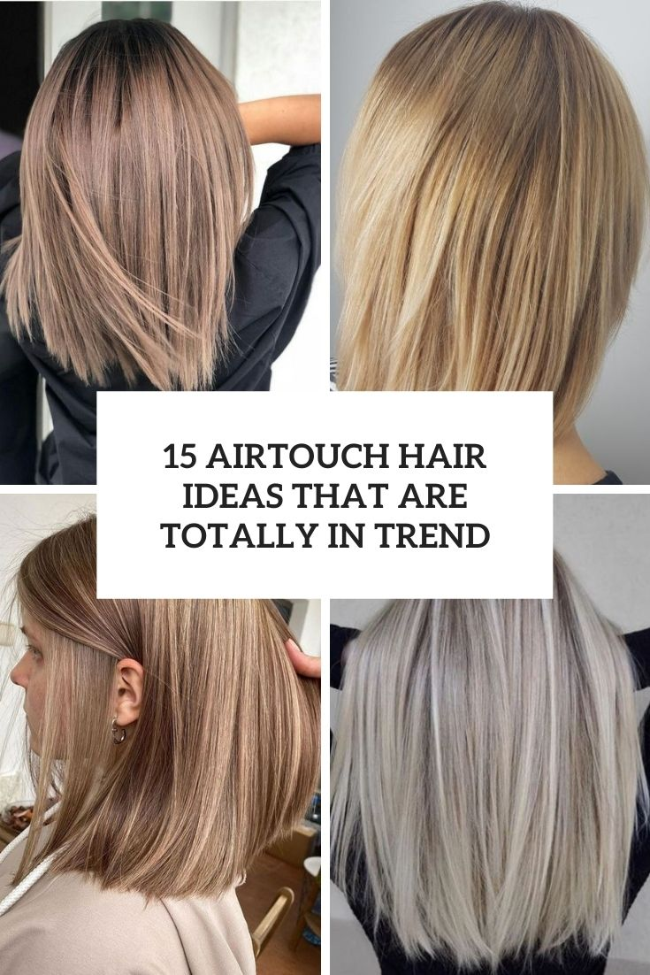 airtouch hair ideas that are totally in trend cover