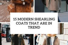 15 modern shearling coats that are in trend cover