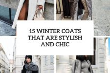15 winter coats that are stylish and chic cover