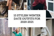 15 stylish winter date outfits for 2020-2021 cover