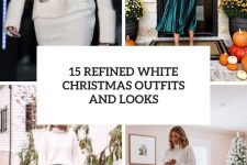 15 refined white christmas outfits and looks cover