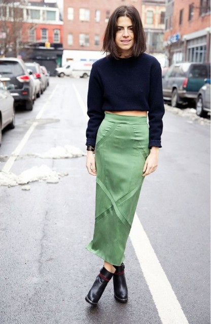Cropped Sweaters That You Can Wear Today