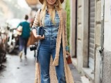 21 Skinny Scarf Ideas To Rock This Fall12