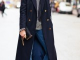 21 Skinny Scarf Ideas To Rock This Fall13