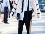 21 Skinny Scarf Ideas To Rock This Fall14