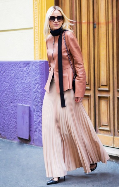 Picture Of Skinny Scarf Ideas To Rock This Fall 21