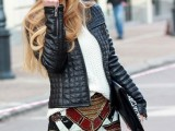 21 Trendy Fall Outfits With Wide Brim Hats10