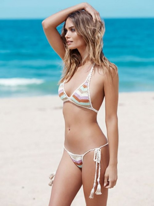 21 Lovely Crochet Swimsuits To Rock At The Beach