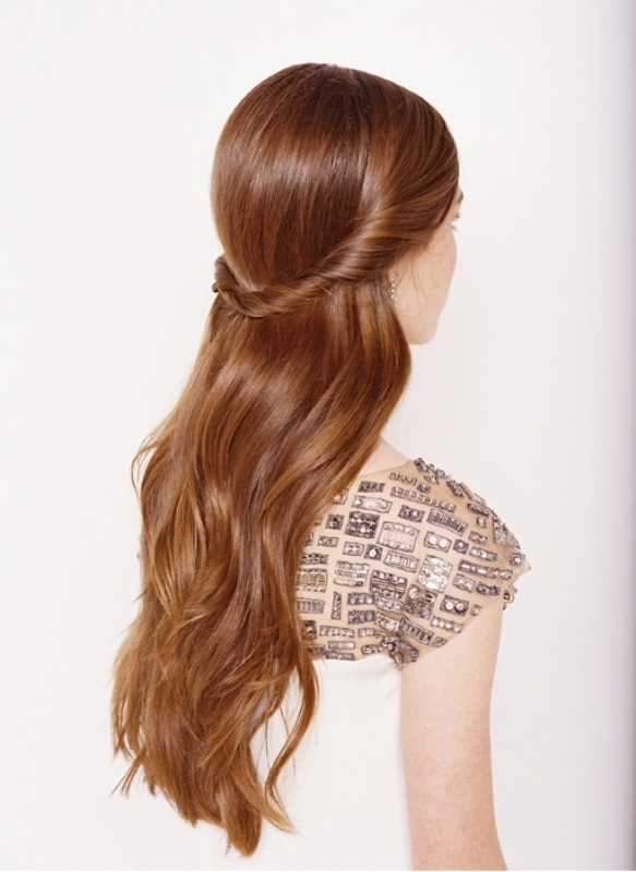 Picture Of romantic spring hairstyles you need to try  18