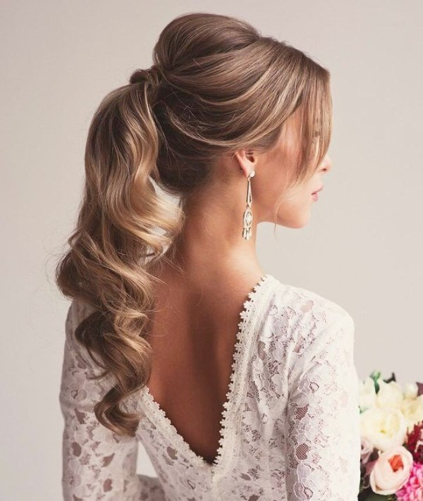 Picture Of romantic spring hairstyles you need to try  19