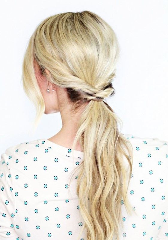 Picture Of romantic spring hairstyles you need to try  4