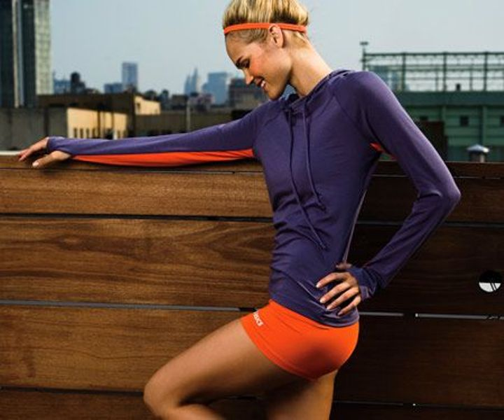 Picture Of stylish and comfy outfits ideas for running  12