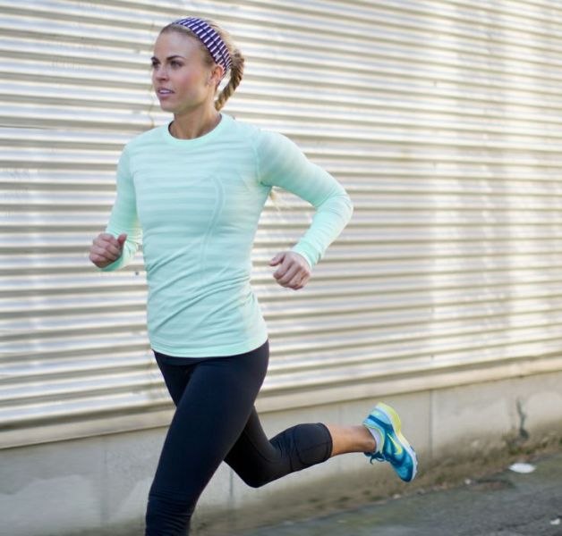 Picture Of stylish and comfy outfits ideas for running  17