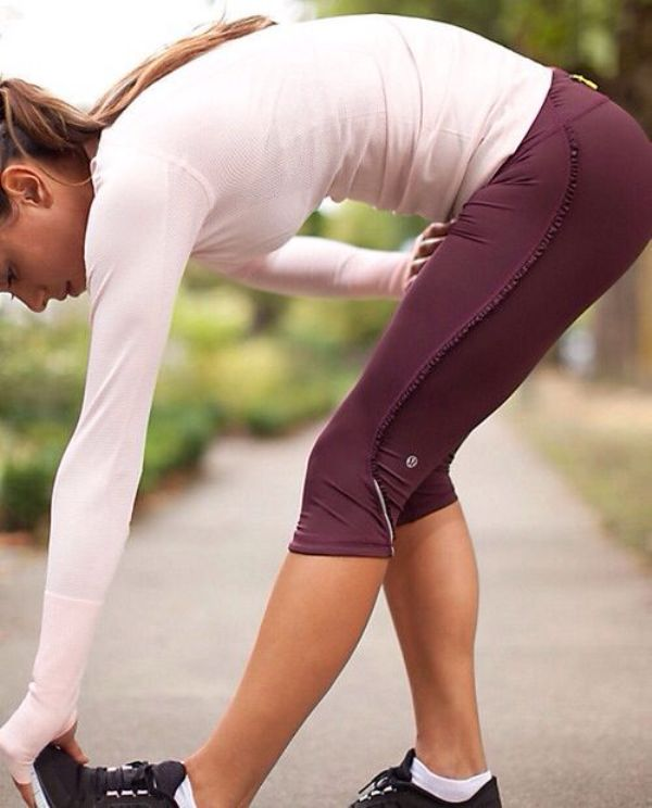 Picture Of stylish and comfy outfits ideas for running  6