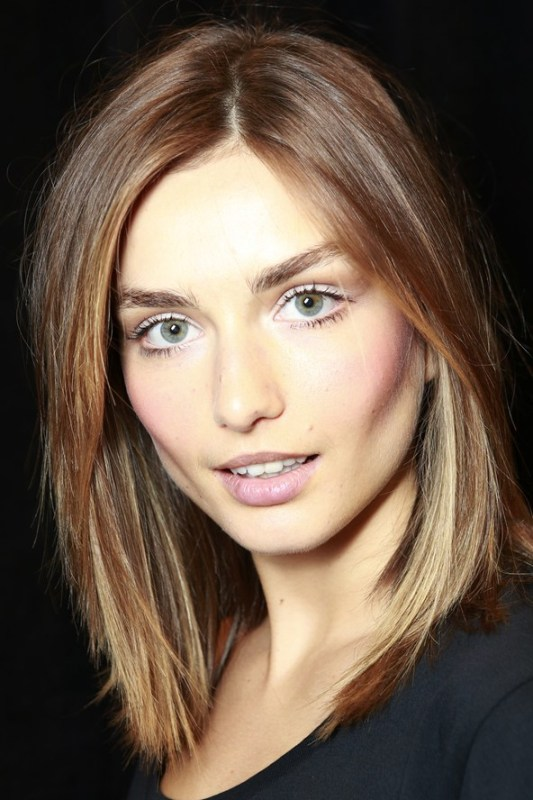 Picture Of trendy spring and summer hairstyles to try  1