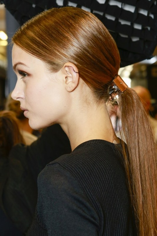 Picture Of trendy spring and summer hairstyles to try  11