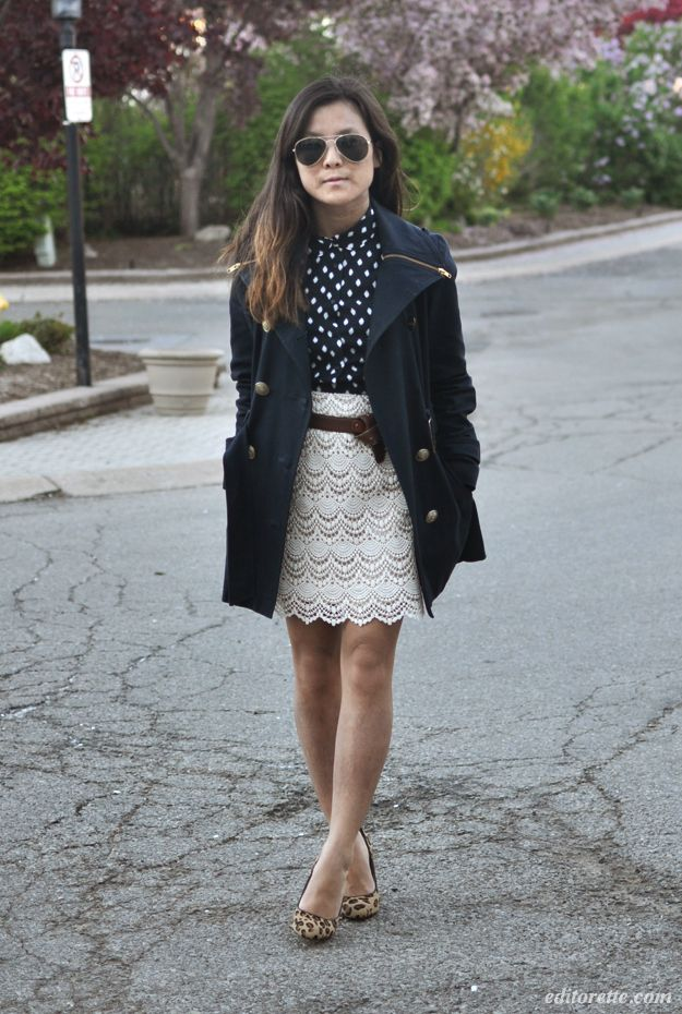Ideas To Wear Skirts At Work