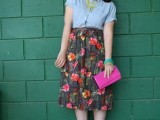 22 Ideas To Wear Skirts At Work12
