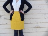 22 Ideas To Wear Skirts At Work13