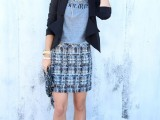 22 Ideas To Wear Skirts At Work19