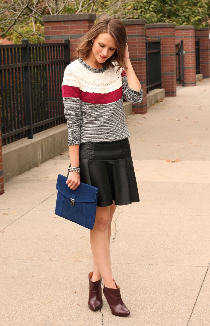 Picture Of Ideas To Wear Skirts At Work 22