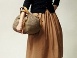 22 Ideas To Wear Skirts At Work3