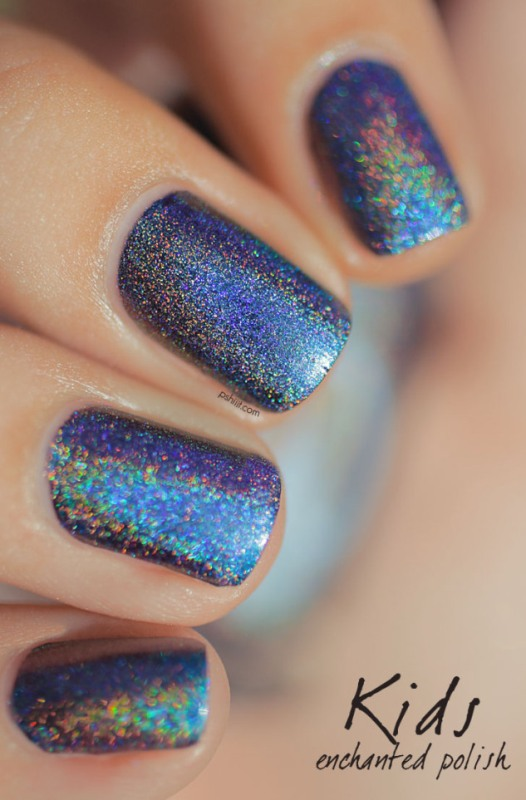 Picture Of pretty party nails ideas for this holiday season  15