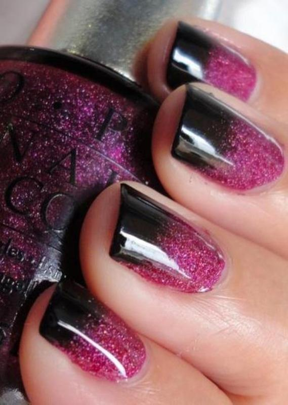 Picture Of pretty party nails ideas for this holiday season  19
