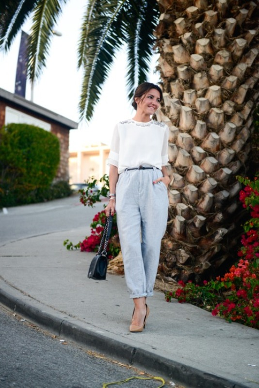 Picture Of stylish outfit ideas for a professional lunch  13