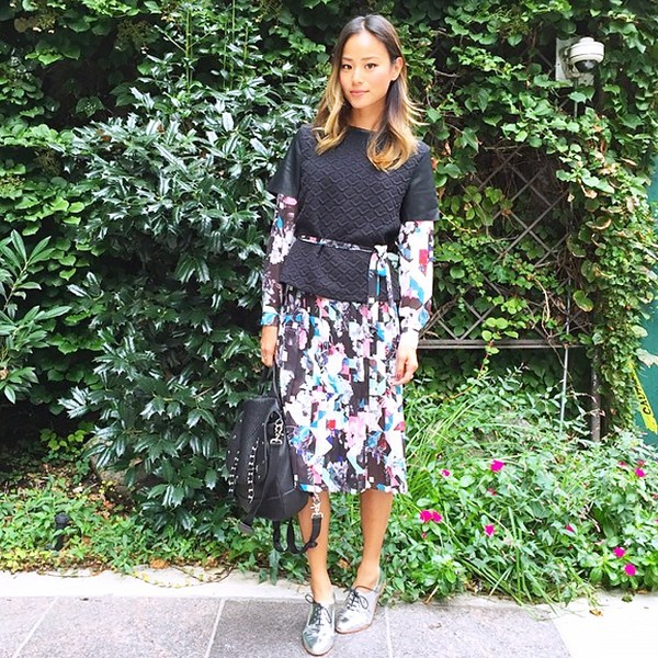 Picture Of stylish outfit ideas for a professional lunch  18